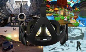 Jugar a la realidad virtual