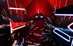 Beat Saber en realidad virtual