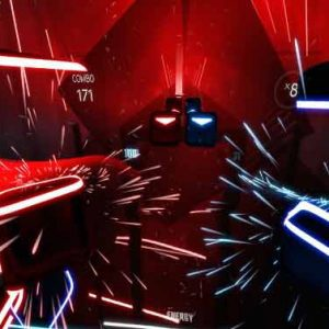 Beat Saber en realidad virtual