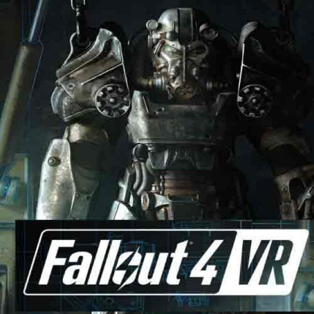 jugar Fallout 4 en realidad virtual