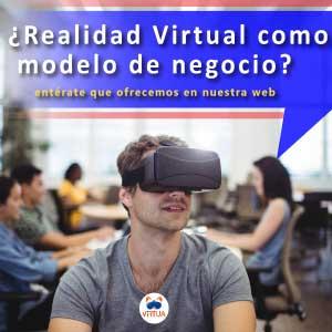 Franquicia de Realidad Virtual