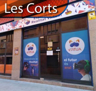 Virtua Les Corts: c/ Taquígraf Garriga 51