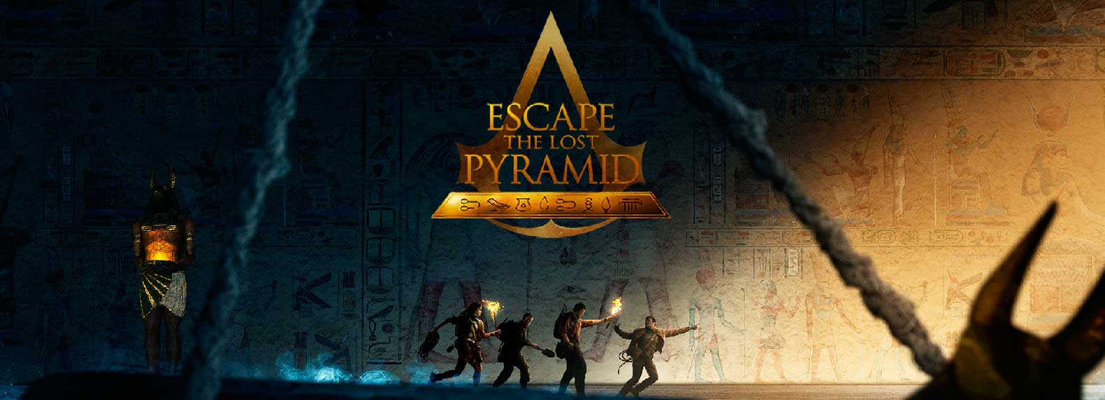 Escape room de Assassins Creed