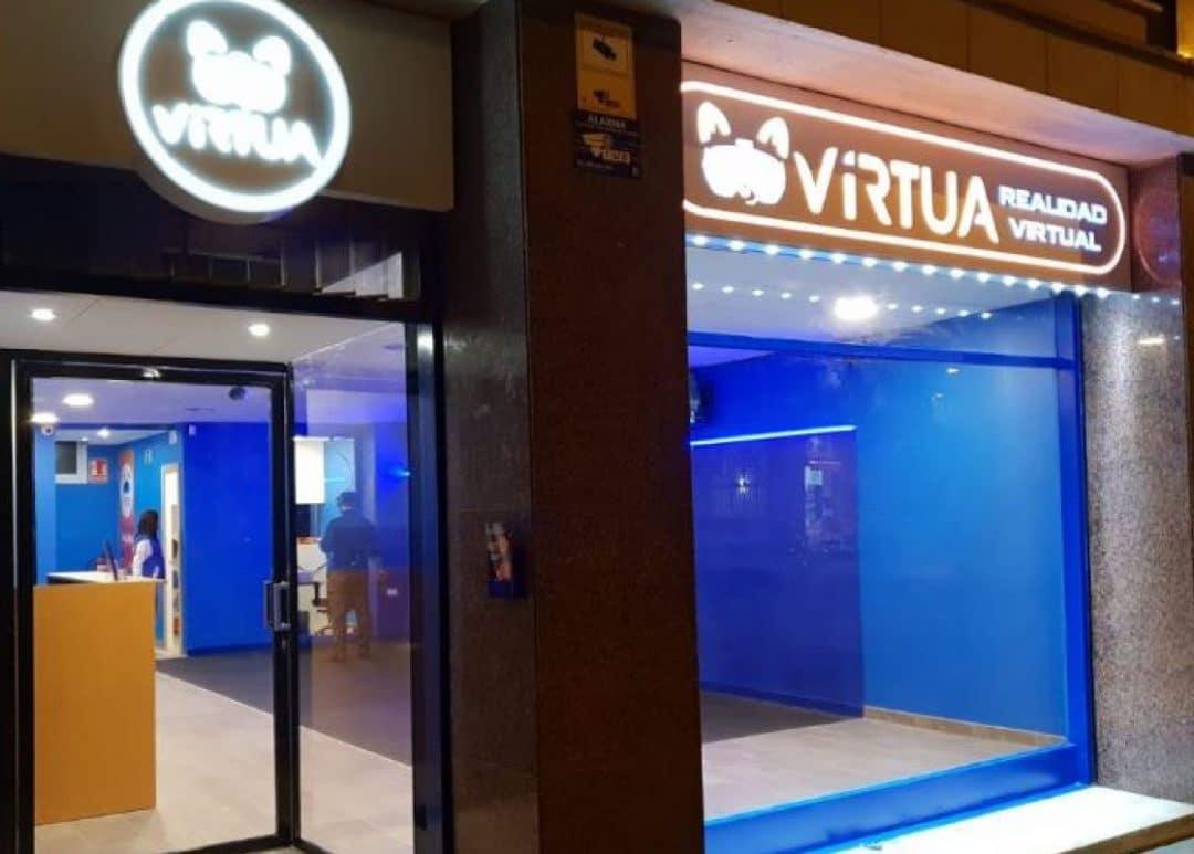 centro de realidad virtual