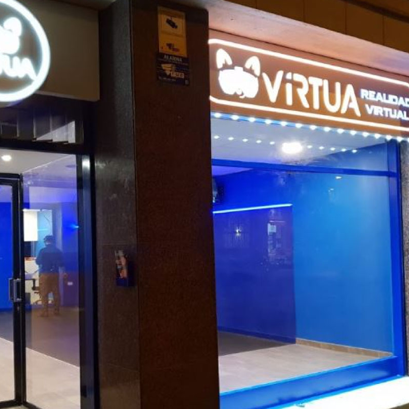 Virtual Reality experience in barcelona