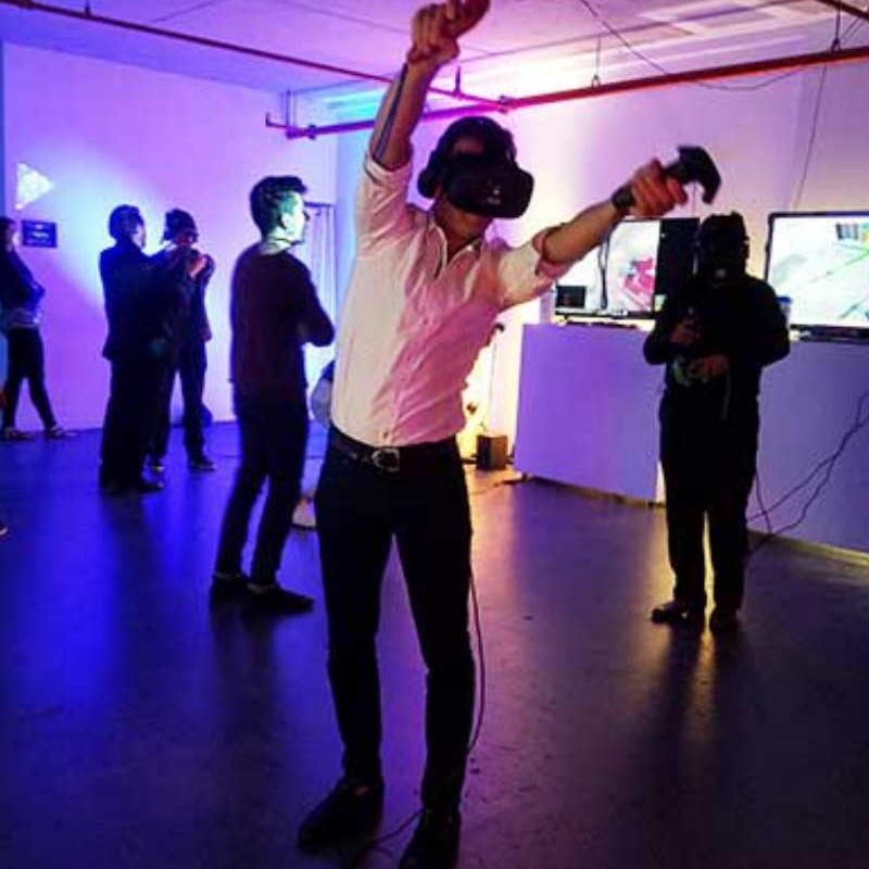 Eventos Realidad Virtual